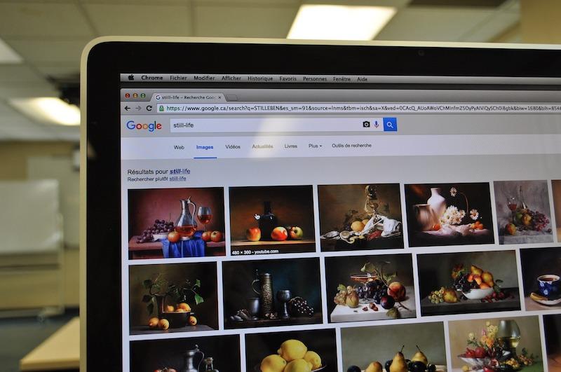 Weboptimierung von Bildern